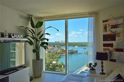 St Tropez On The Bay Iii, St Tropez/Bay 03 Condo, St Tropez/Bay Iii Condo For Sale: 250 Sunny Isles Blvd #3-904