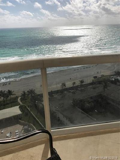 The Pinnacle, The Pinnacle Condo, Pinnacle, Pinnacle Condo, Pinnacle Condominium Rental For Rent: 17555 Collins Ave #1802