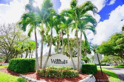 Davie Condo For Sale: 1721 Whitehall Dr #206