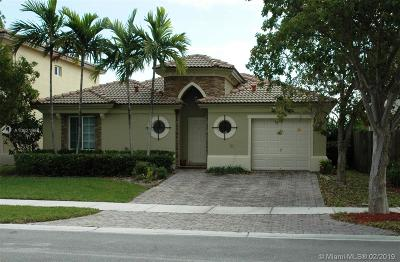 Cutler Bay Single Family Home For Sale: 22261 SW 87th Pl
