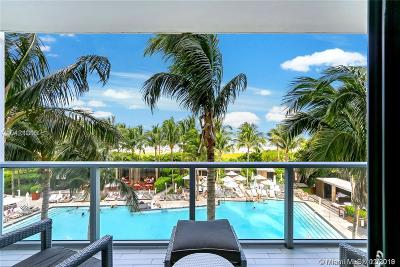 W Hotel, W Hotel & Residences, The W South Beach, W South Beach, W South Beach Reside, W South Beach Residences Condo For Sale: 2201 Collins Ave #330