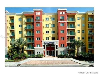 Valencia, Valencia Condo, Valencia Condominiums Rental For Rent: 6001 SW 70th St #338