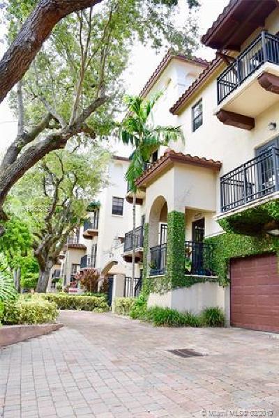 Miami Condo For Sale: 2759 Coconut Ave #2759