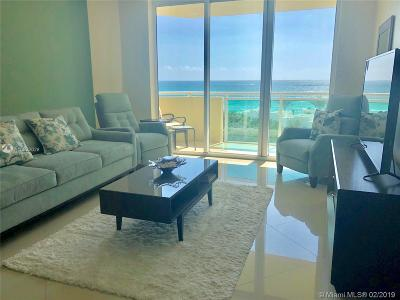 Hollywood Condo For Sale: 3001 S Ocean Dr #721