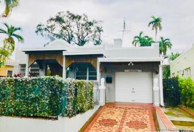 Miami, Kendall, Fort Lauderdale, Hollywood, Coral Gables Rental For Rent: 1630 SW 12th St #A