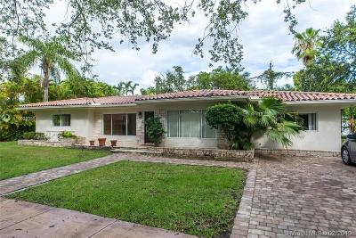 Coral Gables Single Family Home For Sale: 819 Sistina Ave