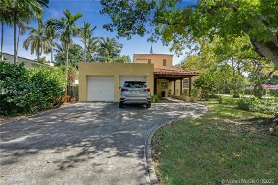 Miami Beach Single Family Home For Sale: 441 W 34th St