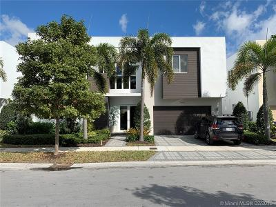Doral Single Family Home For Sale: 7455 NW 99th Ave
