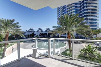 Miami Beach Condo For Sale: 50 S Pointe Dr #606