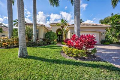 Palm Beach Gardens Single Family Home For Sale: 131 Abondance Dr