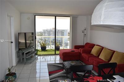 North Miami Condo For Sale: 13499 Biscayne Blvd #914