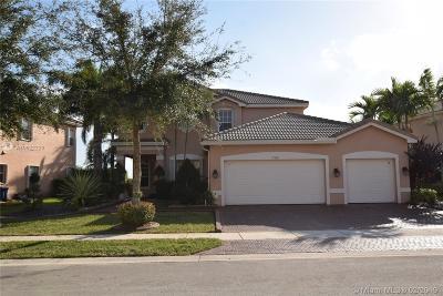 Miramar Single Family Home For Sale: 17922 SW 41st St