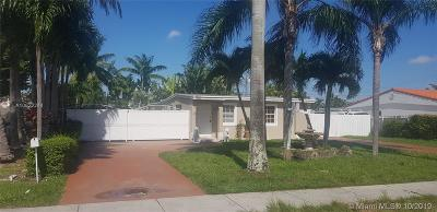 Miami Single Family Home For Sale: 9843 SW 48 St