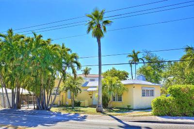 Miami Single Family Home For Sale: 8634 NE 10th Ave