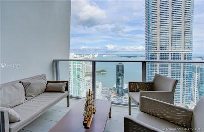 Condo For Sale: 1010 Brickell Ave #4702