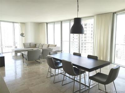 Miami Rental For Rent: 465 Brickell Ave #3001