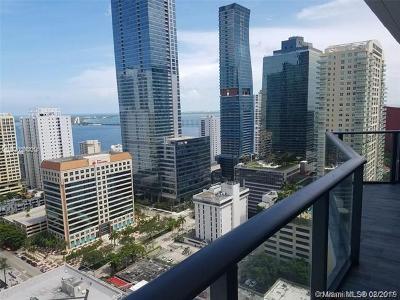 Sls Brickell Residences, Sls, Sls Brickell, Sls Brickell Condo, Sls Condo, Sls Residences Rental For Rent: 1300 E Miami Ave #2602
