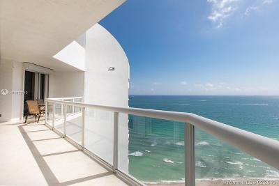 Sunny Isles Beach Rental Leased: 16425 Collins Ave #OS 18A