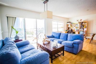 Hallandale Condo For Sale: 200 Diplomat Pkwy #724