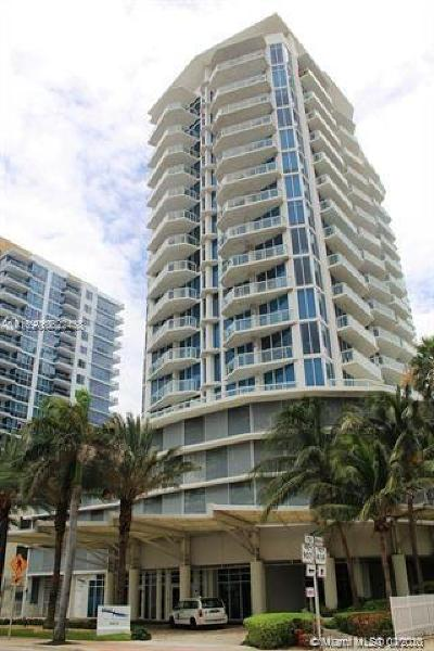 Miami Beach Condo For Sale: 6515 Collins Ave #1108