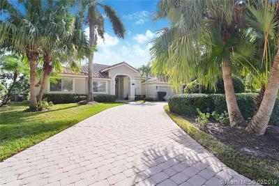 Hallandale Single Family Home For Sale: 507 Layne Blvd