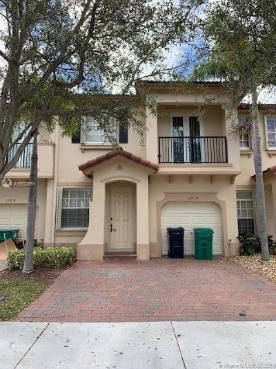 Rental For Rent: 12934 SW 135th St