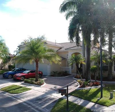 Pembroke Pines Single Family Home For Sale: 12580 NW 20th St
