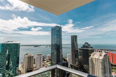 Condo For Sale: 1300 S Miami Ave #4605