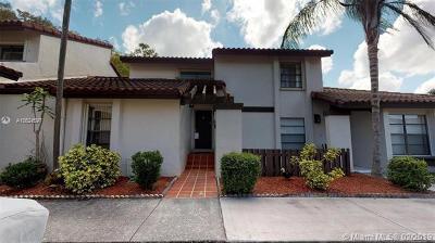 Miami Condo For Sale: 11335 SW 133rd Ct #52-3