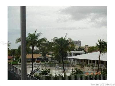Hallandale Condo For Sale: 1985 S Ocean Dr #2F