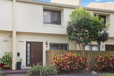 Lighthouse Point Condo Active With Contract: 2140 NE 44th St
