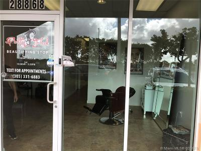 Homestead Business Opportunity For Sale: 28868 S Dixie Hwy
