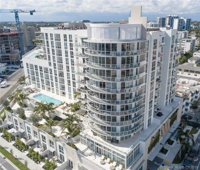Fort Lauderdale Condo For Sale: 401 N Birch Rd #713