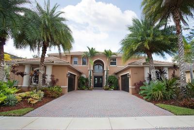 Weston Single Family Home For Sale: 19456 N Coquina Way