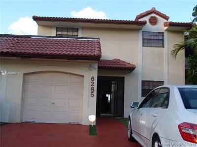 Hialeah Condo For Sale: 6285 NW 190th Ter #6285