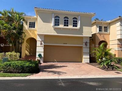Aventura Single Family Home For Sale