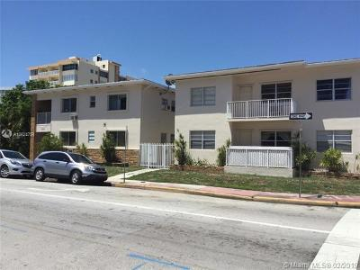 Miami Beach Commercial For Sale: 300 69th St