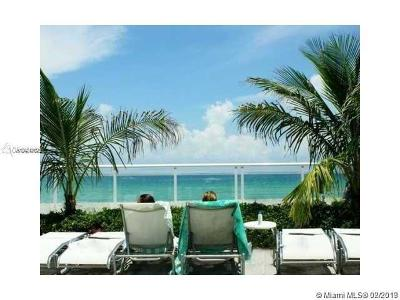 Hollywood Condo For Sale: 3000 S Ocean Dr #1422