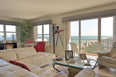 Hollywood Condo For Sale: 1201 S Ocean #1601N