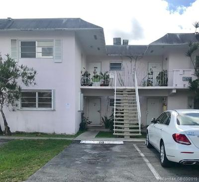 Rental For Rent: 7420 SW 82nd St #D208