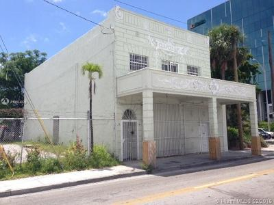 Commercial For Sale: 2007 NW 7 Avenue