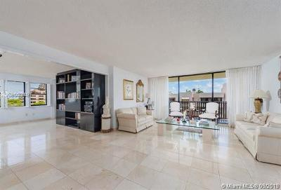 Key Biscayne Condo For Sale: 100 Ocean Lane Dr #PH2