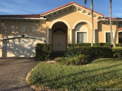 Cutler Bay Single Family Home For Sale: 7565 SW 190 St