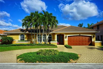 Coral Springs Single Family Home For Sale: 5437 NW 60th Dr