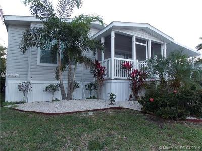 Davie Single Family Home For Sale: 11472 Rexmere Blvd