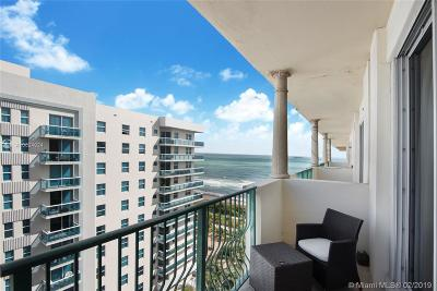 Surfside Condo Sold: 9195 Collins Ave #PH9