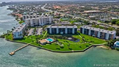 Tequesta Condo For Sale: 200 Intracoastal Pl #507