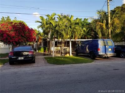 Miami Single Family Home For Sale: 5431 NW 30th Ave