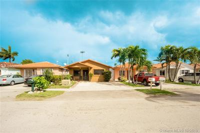 Hialeah Single Family Home For Sale: 4325 W 9th Ct