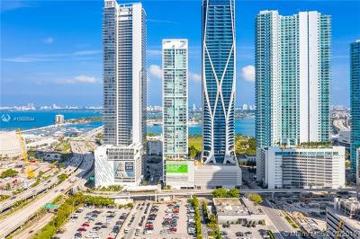 Miami Condo For Sale: 1040 Biscayne Blvd #1602